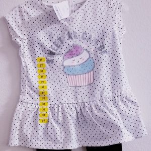 Carter's 2pc outfit  3T